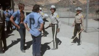 The Dukes of Hazzard: Bo and Luke in Osage prison fight