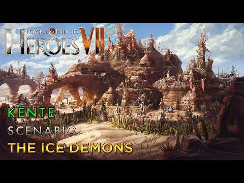 Heroes VII - Scenario - Kente - The Ice Demons