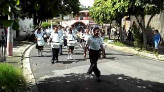 BANDA DE PAZ DEL CENTRO ESCOLAR DOCTOR DARIO GONZALEZ