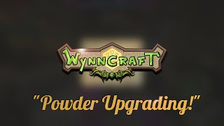 Wynncraft 1.14: How To Upgrade Powders + Using Powder Specials!