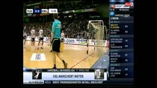 Sky verfälscht Torjubel beim Handball