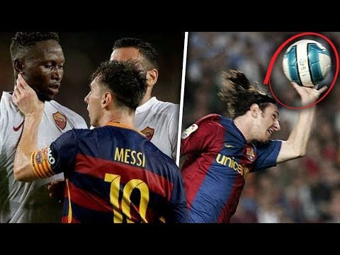 10 Moments That Will Make You HATE Lionel Messi!