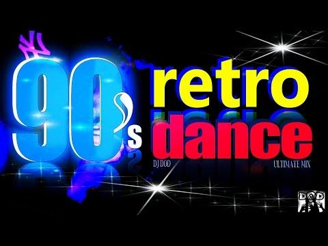 90's Retro Dance - DJ DOD Ultimate Mix