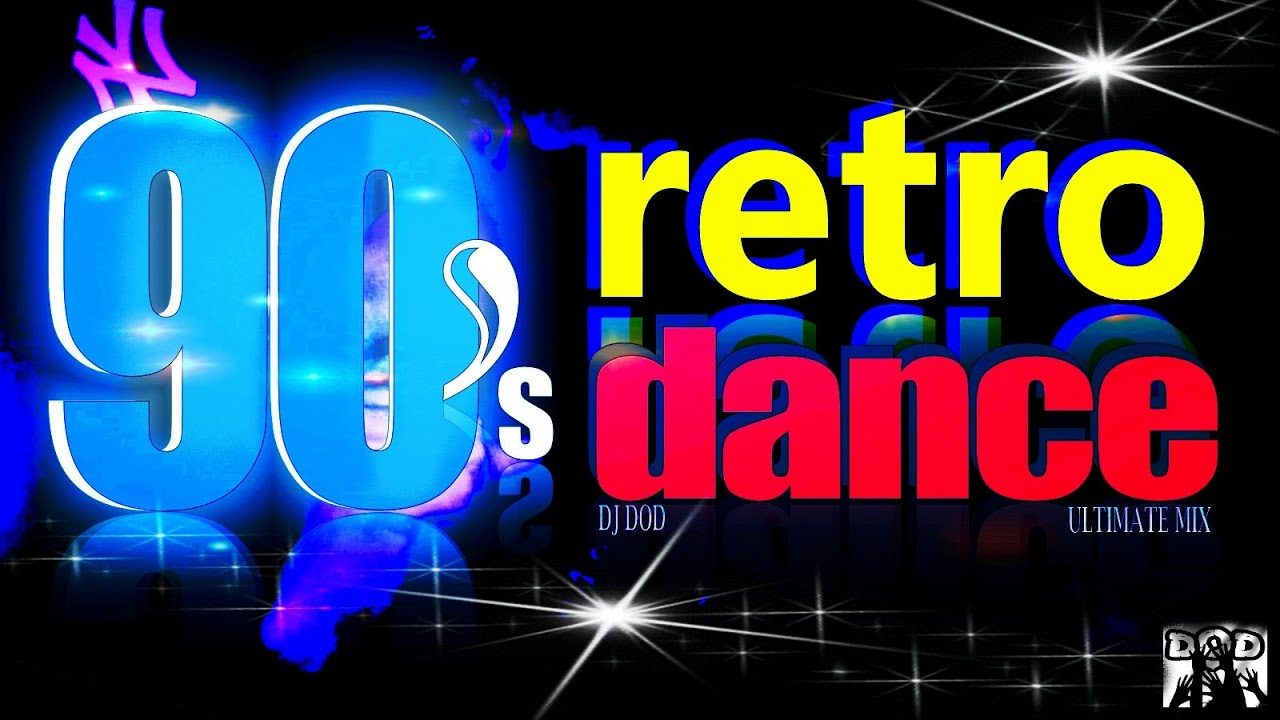 90 39 s retro dance dj dod ultimate mix youtube for Classic 90 s house music playlist