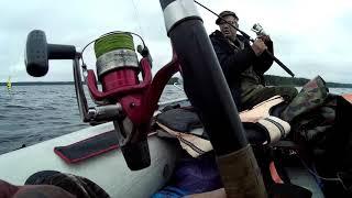 Їдемо на риболовлю п. Піно р. Волга