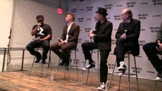 Sway Intervews Diplo, Paul Simonon & Mick Jones of The Clash Part 2 of 2
