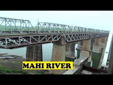 WAP7 TVC Rajdhani Honks Bhairongarh Mahi River