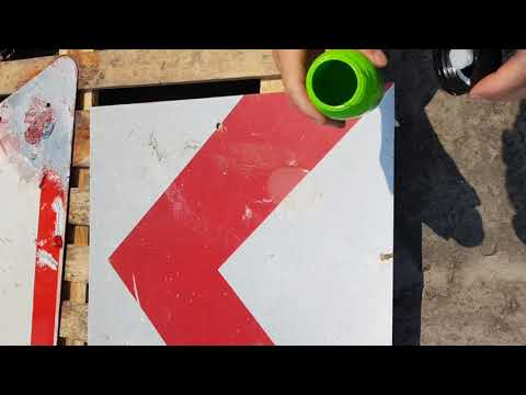 Boya Sökücü Trafik Levha Temizleyici Reflektif Sökücü Youtube