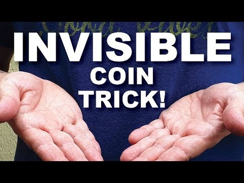How To Make ANY Coin Vanish | Coin Magic Tricks