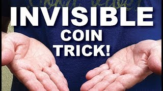 How to Make ANY Coin Vanish (Learn the Magic Trick Secret TODAY!)