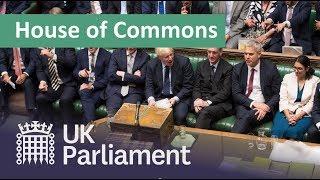 LIVE-Rückkehr des House of Commons: MPs sitzen wieder nach BGH-Urteil
