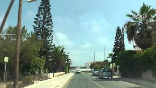 Остров Кипр на Средиземном море ( Протарас ) - Island of Cyprus in the Mediterranean Sea (Protaras)(Канал - http://www.youtube.com/user/galsar26 Плей-лист