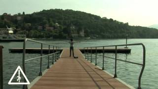 Ballerino Folle Dance Compilation 2010 Lago Maggiore INNA - Hot  - Akcent & La Miss (Da Brozz Remix)