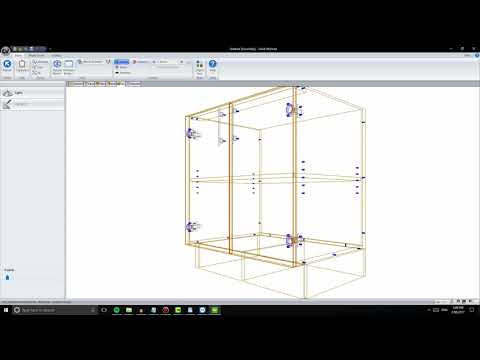 Cabinet Vision Tutorial (Expert- 10) Introduction to UCS