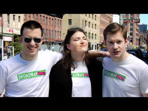 Broadway Stars for HRC's NYers for Marriage Equality