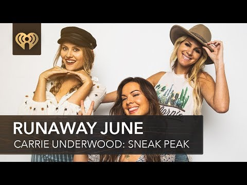 Hoss Michaels - Go Behind The Scenes Of Carrie Underwood's Tour With Runaway June