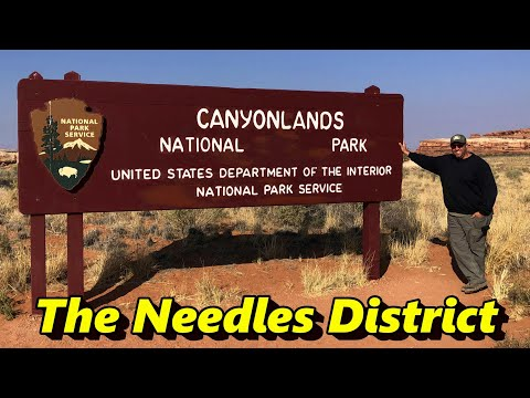 The Needles District,