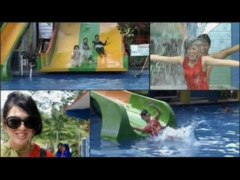 Tiara Waterpark Jember Youtube