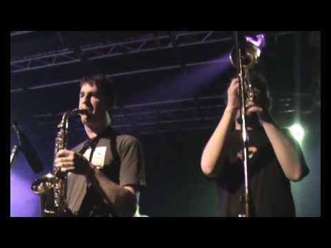 """The Black Seeds - """"Take Your Chances"""" // Live @ GLASHAUS, ARENA BERLIN"""