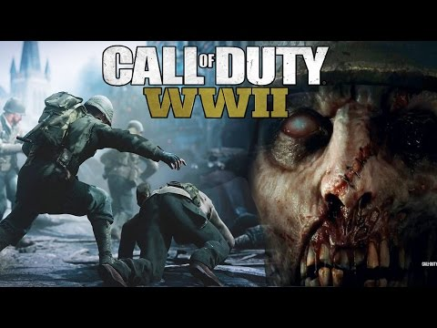 Call of Duty World War 2: Gameplay Trailer, Nazi Zombies and Multiplayer