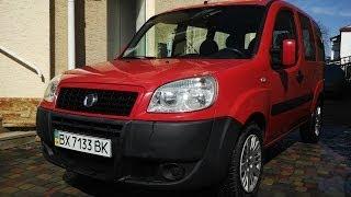 видео Продажа Fiat Doblo Maxi 2007 года 1.4 л, пробег 190 тыс.км. Запорожье