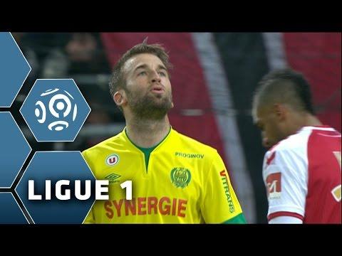 Stade de Reims - FC Nantes (3-1)  - Résumé - (SdR - FCN) / 2014-15