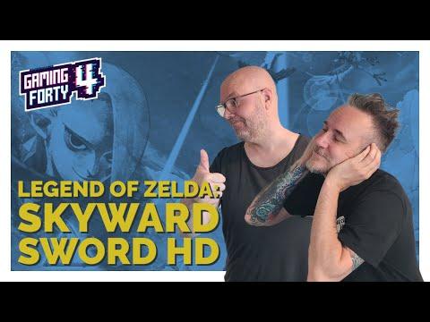 The Legend of Zelda: Skyward Sword HD! Åh vilket kärt återseende!
