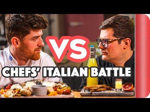 ULTIMATE CHEF VS CHEF ITALIA FOOD BATTLE