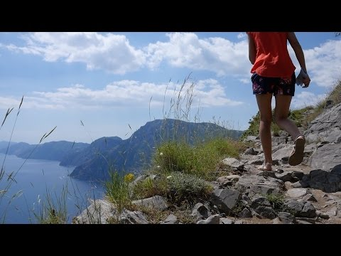Path of the Gods | Hiking the Amalfi Coast 2015 | Burykin Family