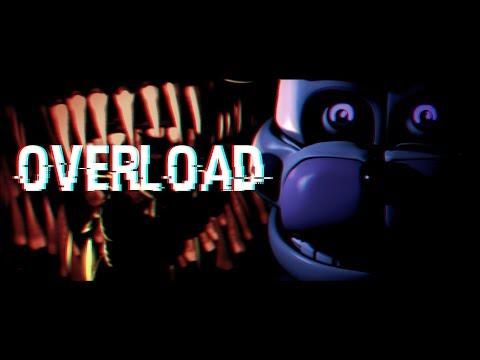 [SFM FNAF] Overload (Flashing Lights)