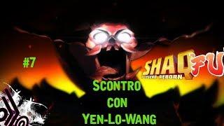 Shaq Fu: A Legend Reborn Nintendo Switch Let's Play/Walkthrough #7 Scontro con Yen Lo Wang