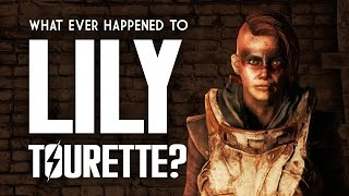 What Ever Happened to Lily Tourette? The Full Stories of Red Tourette & Tower Tom - Fallout 4 Lore