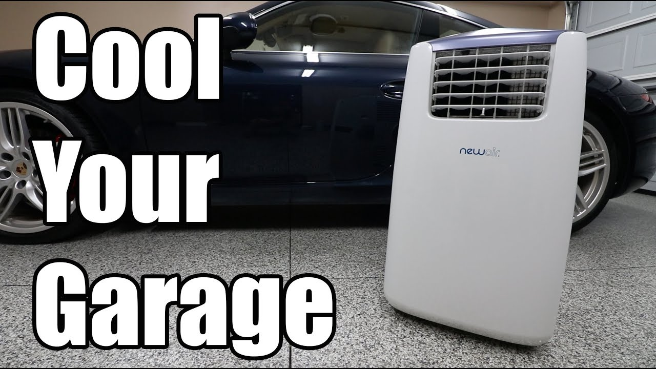 The BEST Way To Cool Down Your Garage On A Budget | New ...