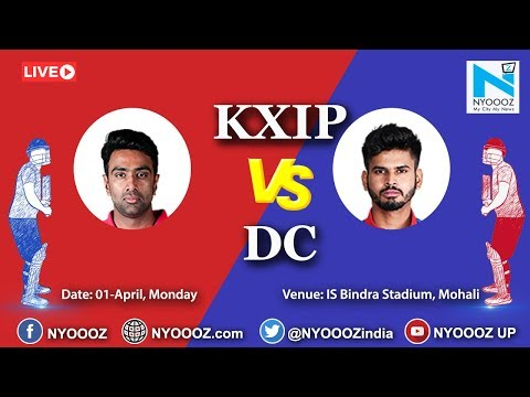 Live IPL 2019 Match 13 Discussion: KXIP vs DC | Punjab Won By 14 runs | NYOOOZ Cric Gully