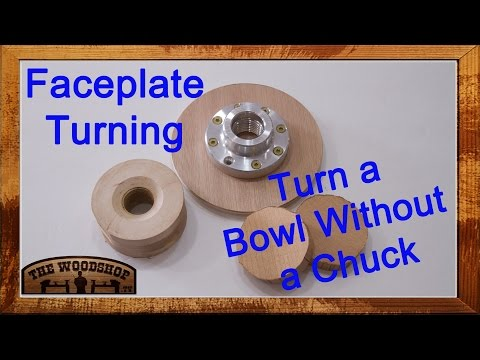 Wood Turning—Basic Tools & Cuts
