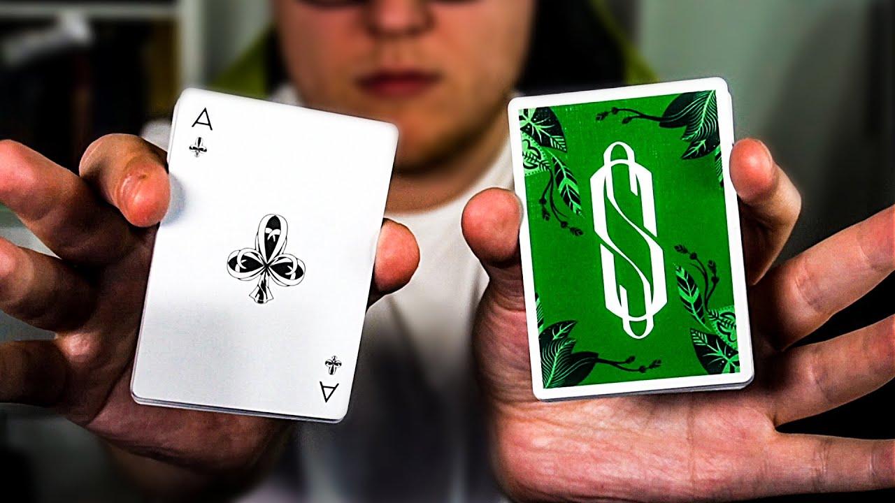 Kartentricks Mit Auflösung