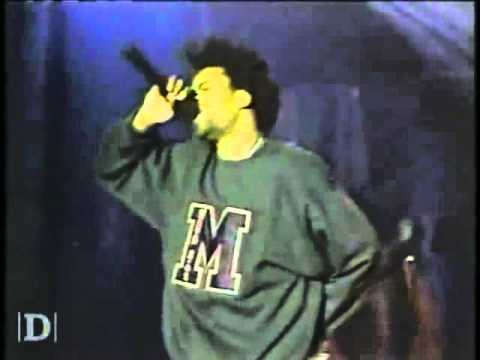 Method Man Performs - Bring The Pain / M.E.T.H.O.D. Man (Live on The Jon Stewart Show In 1994)