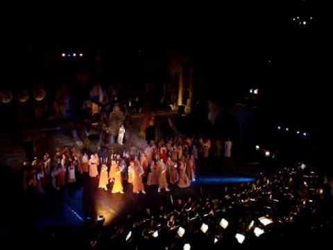 Carmina Burana - O Fortuna (Opera   Philharmonic Society - Ancient Theatre, Plovdiv, Bulgaria).wmv