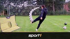 Fußball-Challenge: Gregoritsch gegen Freestyler | SPORT1 Kickz vs. Trix powered by bwin