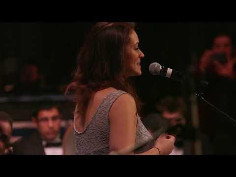 National Arab Orchestra - Aw'edak / أوعدك - Hela Melki / هلا