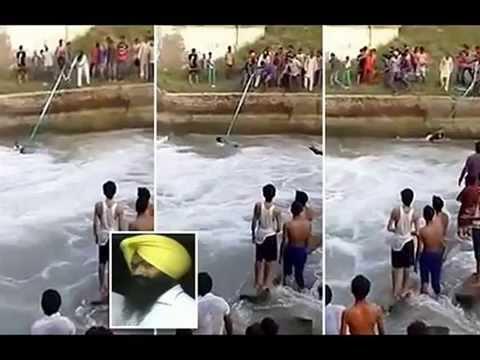 Sikh men break religious rules to save multiple lives
