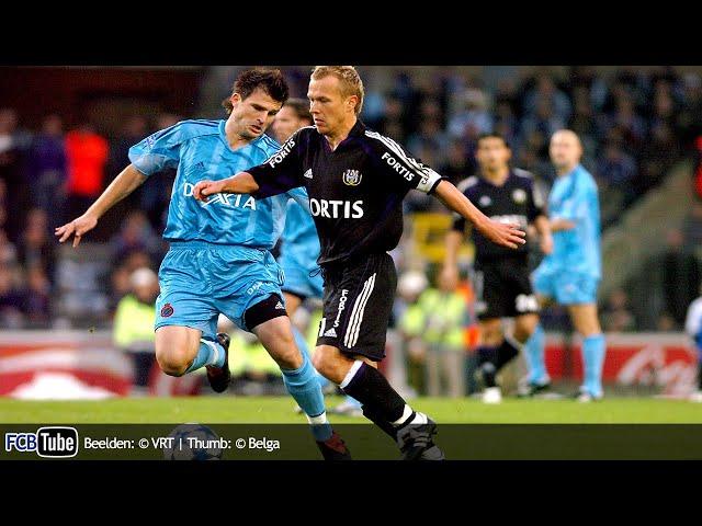 2005-2006 - Jupiler Pro League - 11. RSC Anderlecht - Club Brugge 2-2