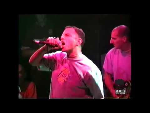 Shelter live at Zeche Carl Essen on February 12, 1996