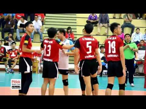 ข่าวการแข่งขันวอลเลย์บอลไทยแลนด์ลีก พิษณุโลก