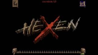 Interactive Entertainment (IE) Magazine - Issue 20, Dec. '95: Hexen (PC Review)