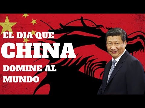 Como sería un MUNDO DOMINADO por CHINA?