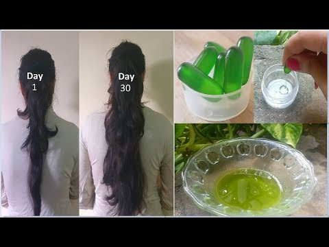 Use Vitamin E Oil for Double Hair Growth, Get Long Hair Fast, get Thick hair, Stops hair breakage