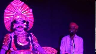 Yakshagana - Raghavendra Achar - Angana mani