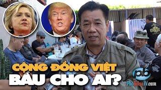 """Luật sư Đỗ Phủ: """"Cử tri gốc Việt hoàn toàn nên ủng hộ bà Clinton'"""
