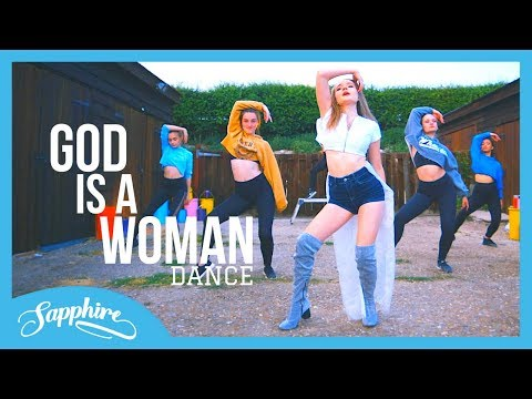 God is a woman - Ariana Grande | Sapphire